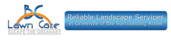 Greenville Landscaping and Lawn Maintenance mobile logo
