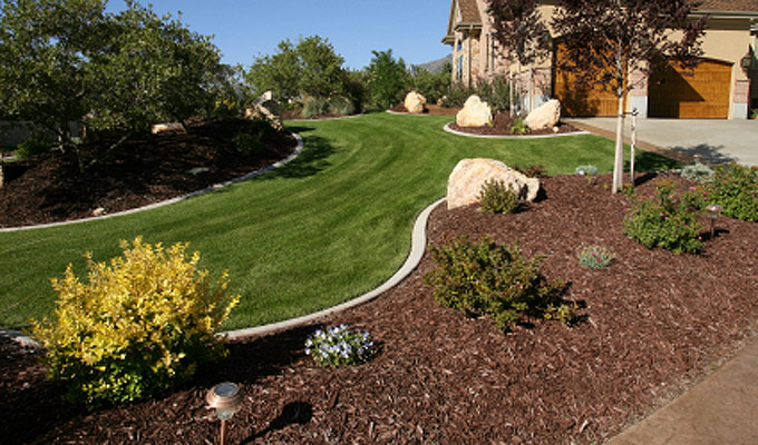 Greenville Mulch - Mulch In Greenville, SC Mulching, Mulch Installation, Tree Mulching
